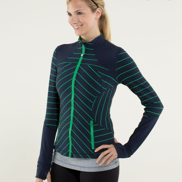 Lululemon •Forme Jacket II